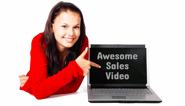 Create awesome sales video