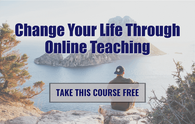 Learn online teaching & launch your education website