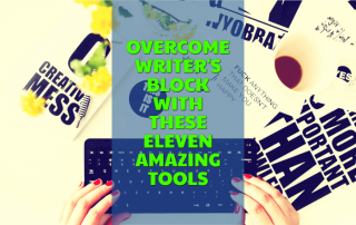 Overcome writer's block with these 11 amazingly useful online tools