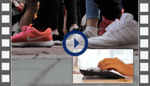 Picture-in-Picture Video Making in PowerPoint