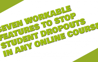 7 crucial steps to prevent dropouts in online course
